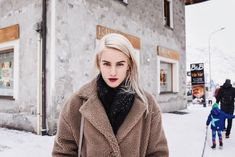 Post full of snow Snow, Street Style, Lifestyle, Sweaters, Beauty, Dresses, Fashion, Vestidos, Moda