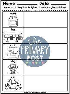 Teaching Measurement, Kindergarten Measurement, teaching height, length, weight, capacity, Measurement Worksheets Measurement Kindergarten, Measurement Worksheets, Student, Activities, Education, Shop, College Students, Learning, Store