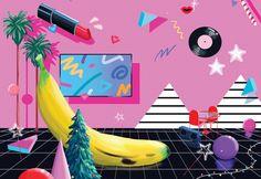 Inspiré de culture pop, Brick Lane, Camden Market, David Bowie et des Beatles, le Pop Up Market, « marché éphémère sympathique dans des lieux atypiques » pose son mix and match festif et récréatif pour la 3ème fois à la Gaîté lyrique.