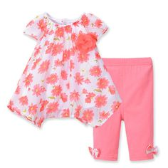 Travfis Girls Clothes Floral Kids Top Suits Chiffon T Shirt Pants Short Baby Girls Clothing Sets As Show 3T. Listing images were taken off actual product, however, actual color may differ slightly due to different monitor display setting. The package will be delivered to you about 7-15 business days. If you need the detailed size information,please contact us as free. We will provide the best service and products for every customer. If your measurement is floating between two sizes, I…