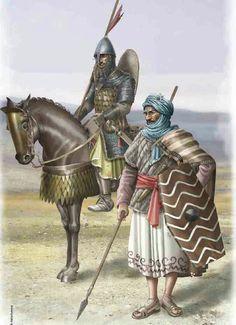 Arabic warriors