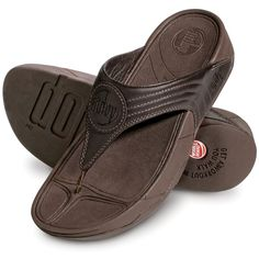 Fit flops! I own these in black and they are sooo stinkin' comfy I want these in brown. They are great for summer especially if you are walking a lot!