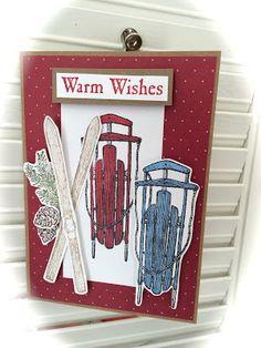 Laura's Creative Moments: Winter Wishes - II