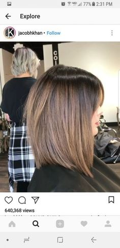 Are you looking for Shoulder Length Hair Cuts Thin Straight Wavy Curly Bob See our collection full of Shoulder Length Hair Cuts Thin Straight Wavy Curly Bob 2018 and get inspired! Balayage Straight Hair, Balayage Hair Blonde, Brown Blonde Hair, Dark Hair, Blonde Honey, Honey Balayage, Pretty Hairstyles, Straight Hairstyles, Hairstyles Haircuts