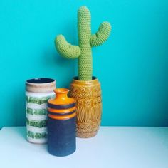 Gehaakt cactus