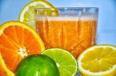 Great Blender Recipes: Morning Sunshine Citrus Blast