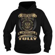 TULLY Last Name, Surname T-Shirt