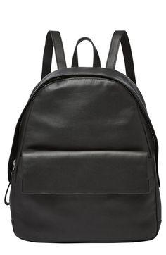 Skagen+'Aften'+Leather+Backpack+available+at+#Nordstrom