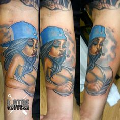 "B-Girl Ink Life  I have openings this week  Tinta Latina. ""East Coastin' ""  FOLLOW  @latininktattoos @sinzonskin #f4f Book your session ASAP  #teamlatinink Mobile Studio or Home Visits ... Latin Ink Tattoos  Traveling the entire East Coast. For pricing & booking appointments call Sinz... 646-755-0101 .................. #blackandgray #parkave  #Melrose  #brookave  #tintalatina #brownpide #inkgoonz #inklife #thebronx  #eastcoasttattoos #latininktattoos #sinzonskin #maryland #florida #newjersey…"