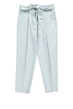 f881fc80e69 Belted relaxed fit trousers - Essentiel Antwerp Belgium