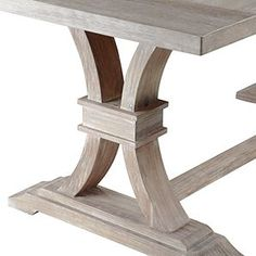 Rustic Dining Chairs, Trestle Dining Tables, Extendable Dining Table, Dining Room Furniture, Wood Table, Dining Room Table, Rustic Furniture, Table And Chairs, Room Chairs