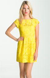 """Nanette Lepore """"Vamos"""" dress.  So cute!"""