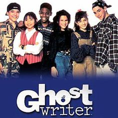 """Another of my favourite childhood geeky memories growing up was watching a TV show called """"Ghost Writer."""" Originally airing on PBS from 90s Tv Shows, Kids Shows, 90s Childhood, My Childhood Memories, School Memories, Family Memories, Love The 90s, My Love, Dr. Martens"""