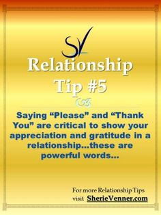 5 Tips Good Relationship