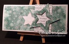 Claudia's Karteria Christmas Crafts, Table Lamp, Joy, Winter, Home Decor, Navidad, Boxes, Bricolage, Candles