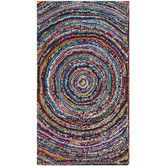 Found it at Wayfair - Nantucket Multi Colored Rug