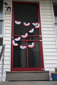 Katydid and Kid: Patriotic Fun: Coffee Filter Bunting {Tutorial}