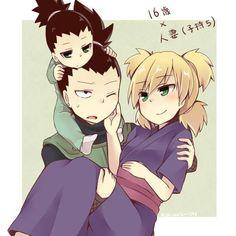 Nara family <3 =w=