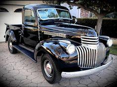 '46 Chevy half-ton