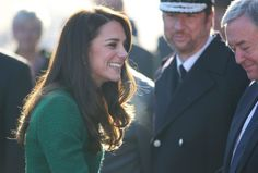 The Duchess visited a children's centre in Norfolk [Photo: PA]
