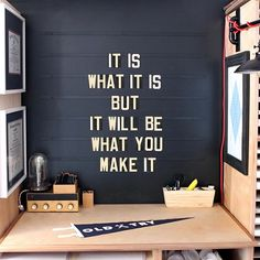 It is what it is but it will be what you make it. - Pat Summitt
