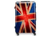 Cestovní kufr SUITSUIT® TR-1115/3-70 - Union Jack