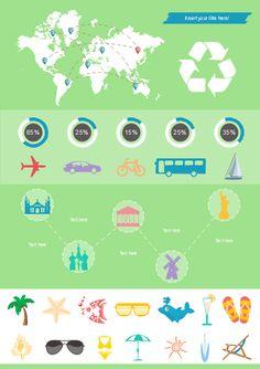 Tourism Survey Infographics