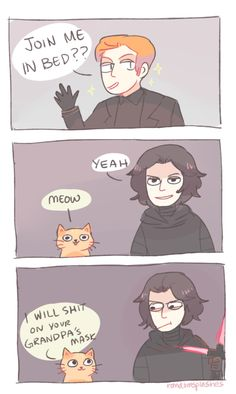 {Pinned just for Millicent and her love of Hux xD }
