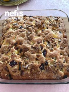Meyveli Sünger Kek (Muhteşem Oldu) – Nefis Yemek Tarifleri Fruit Sponge Cake (it was amazing) Cheesecake Deserts, Icebox Desserts, Cheesecake Recipes, Delicious Cake Recipes, Pound Cake Recipes, Yummy Food, Roulette Cake Recipe, Fruit Sponge Cake, Quilted Cake