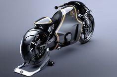 Lotus C01: Extreem fraaie superbike - MotorFans.nl