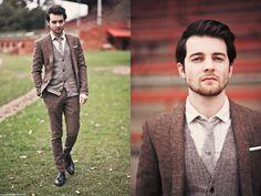 Ben G. - Tweed Suit, Asos