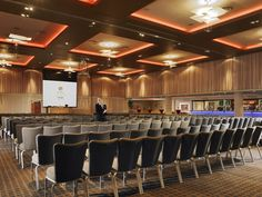 Our magnificent Shannon Suite set for 600 people! Ideal for National Conference