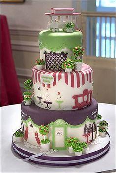 shops cake