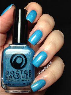 Doctor Lacquer- Phycacyanin (Kaleidoscope World)
