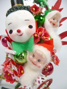 Kitschy Christmas by annette prince on Etsy https://www.etsy.com/treasury/MTY0NDA0NjJ8MjcyMjc1NjM5Nw/kitschy-christmas