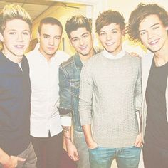 They all look amazing in this picture...
