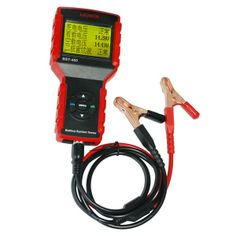 This Original Launch BST-460 Battery System Tester-EA has the same function as Launch BST - 460 Battery Tester, support multi-language. It apply to the European and American countries.