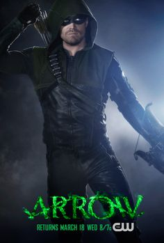 'Oliver Queen' Won't Fail His City On New Promotional Poster For ARROW's Return