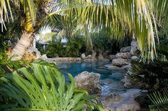 Tim Pangburn   Backyard Oasis by Lagoon Pools