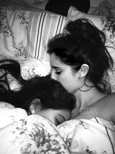 Lauren y Camila juntas