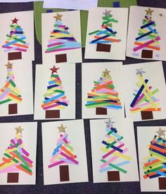 projects christmas for kids - projects christmas - projects christmas for kids - cricut christmas projects - christmas sewing projects - christmas art projects for kids - christmas art projects - diy christmas projects - christmas crafts diy projects Christmas Paper Crafts, Noel Christmas, Christmas Activities, Christmas Projects, Christmas Themes, Winter Christmas, Holiday Crafts, Kids Christmas Cards, Simple Christmas