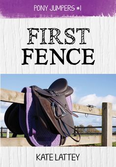 Book #1 in the Pony Jumper series follows AJ and her pony Squib as they move into the show jumping world.