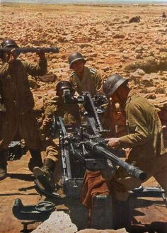 The German Africa Corps (German: Deutsches Afrikakorps), or just the Afrika Korps, was the German expeditionary force in Libya and Tunisia during the North African Campaign of World War II. Luftwaffe, German Soldiers Ww2, German Army, Afrika Corps, North African Campaign, Germany Ww2, Man Of War, German Uniforms, War Image
