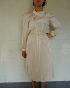 70s Pierre Cardin Dress $56