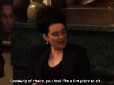 Always come prepared with a suggestive compliment. | 25 Ways To Live Life Like KarenWalker