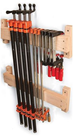 See more ideas about Garage tools, Garage workshop and Man cave garage. From woodworking to metalworking and beyond, discover the best garage workshop ideas. Workshop Storage, Tool Storage, Garage Storage, Storage Rack, Garage Workshop, Workshop Design, Cheap Storage, Workshop Organization, Wood Workshop