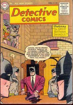 25 Weird Batman Comic-Book Covers -- Vulture