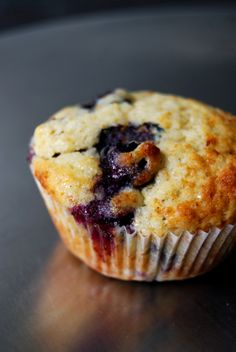 Blueberry Muffins ° eat in my kitchen