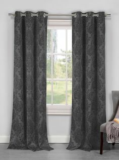 Duck River Textile Set of 2 Phelan Full Width Extra Thick Blackout Panels at MYHABIT