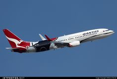 Boeing 737-838 VH-XZJ 39365 Sydney Kingsford Smith Int'l Airport - YSSY